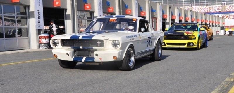 Car-Revs-Daily.com Mustang 50th GT350 Showcase 1