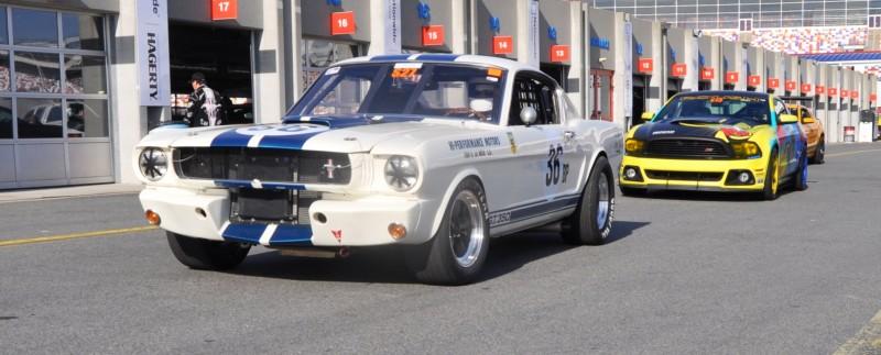 Car-Revs-Daily.com Mustang 50th GT350 Showcase 2