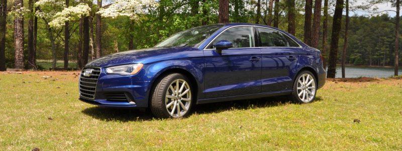 Car-Revs-Daily.com Road Test Review - 2015 Audi A3 Sedan 1.8 FWD 12