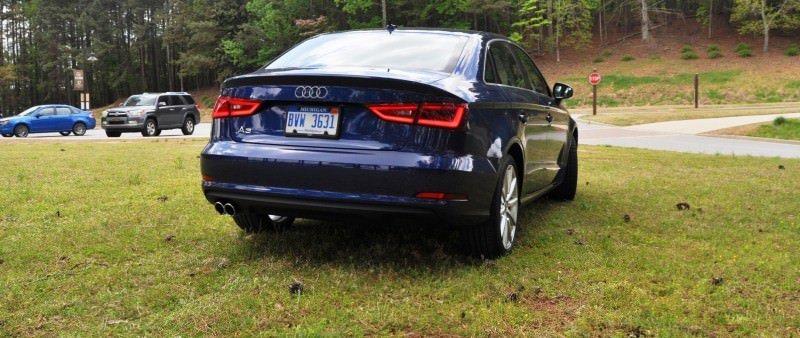 Car-Revs-Daily.com Road Test Review - 2015 Audi A3 Sedan 1.8 FWD 26