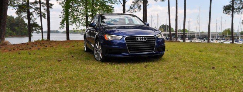 Car-Revs-Daily.com Road Test Review - 2015 Audi A3 Sedan 1.8 FWD 4