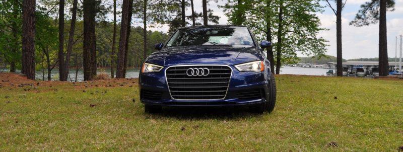Car-Revs-Daily.com Road Test Review - 2015 Audi A3 Sedan 1.8 FWD 8