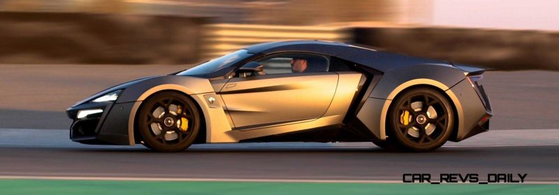 Car-Revs-Daily.com - W Motors LYKAN HyperSport 17