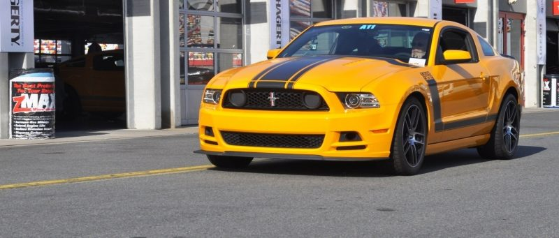 Mustang 50th Anniversary - Stragglers Gallery Shows 150 Great Photos of Your Dream Mustangs 14