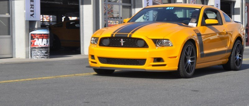 Mustang 50th Anniversary - Stragglers Gallery Shows 150 Great Photos of Your Dream Mustangs 15