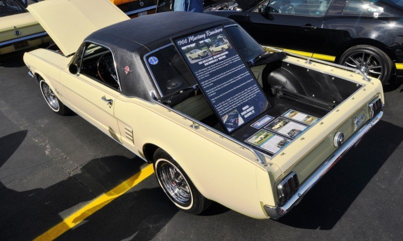 Mustang 50th Anniversary - Stragglers Gallery Shows 150 Great Photos of Your Dream Mustangs 60