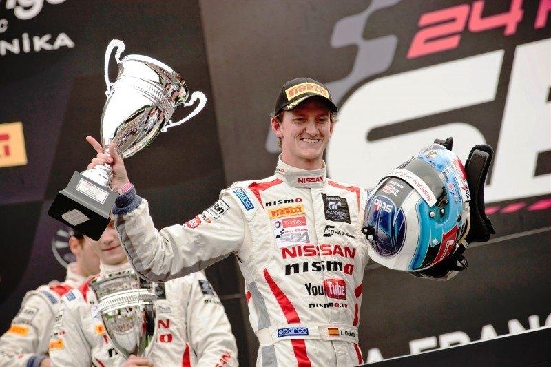 Nissan GT-R GT3 COnfirmed for 2014 Nurbugring 24H Race in June 12