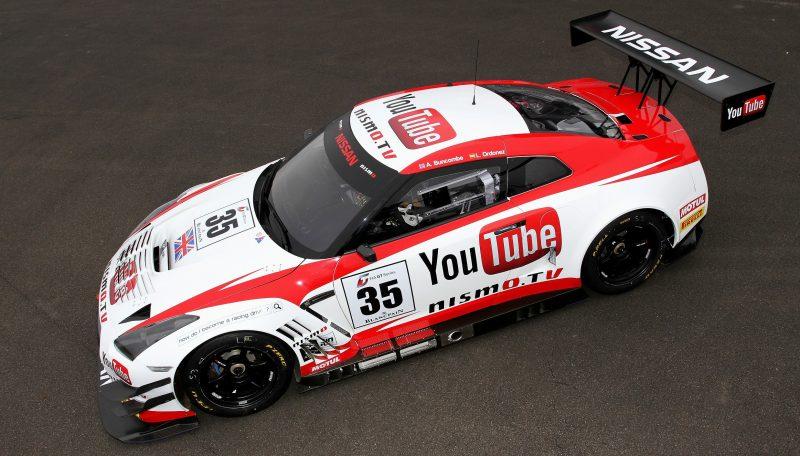 Nissan GT-R GT3 COnfirmed for 2014 Nurbugring 24H Race in June 25