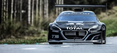 Peugeot 208 T16 and 205 T16 Group B 25