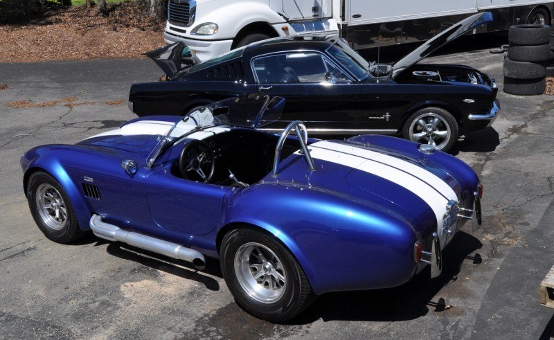 SHELBY COBRA - How These Two Words Ultimately Killed the Ford Takeover of Ferrari in 1963 14