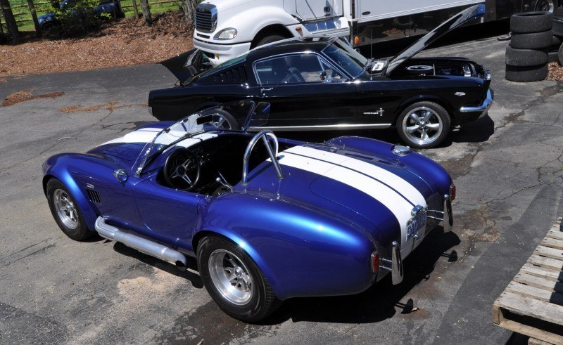 SHELBY COBRA - How These Two Words Ultimately Killed the Ford Takeover of Ferrari in 1963 15