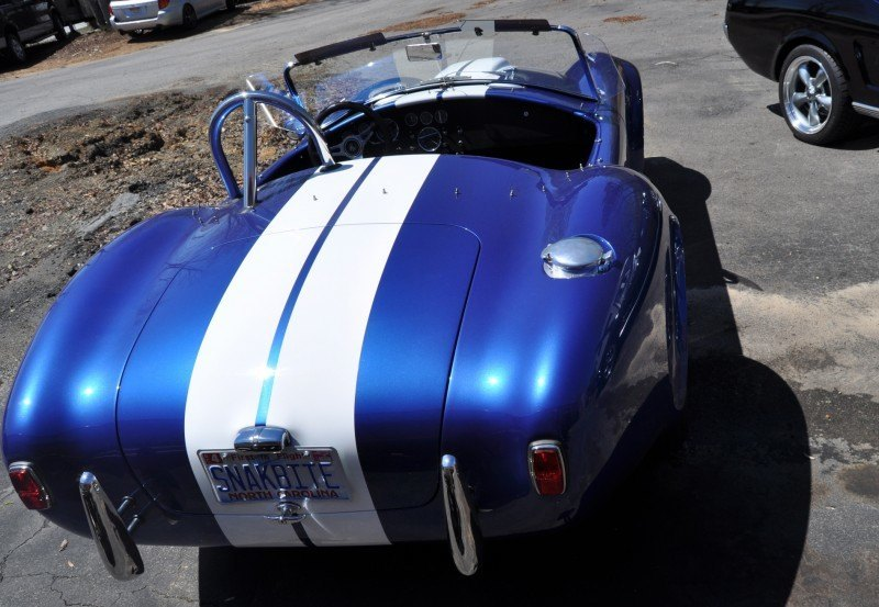 SHELBY COBRA - How These Two Words Ultimately Killed the Ford Takeover of Ferrari in 1963 35