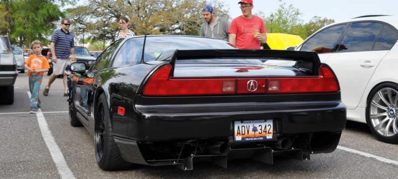 The NSX Effect -- Own One, And You Will Never Sell It -- Black NSX Series I and Red NSX-R Series II 10