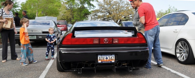 The NSX Effect -- Own One, And You Will Never Sell It -- Black NSX Series I and Red NSX-R Series II 11