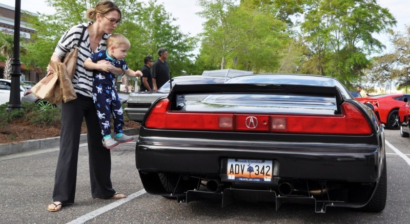 The NSX Effect -- Own One, And You Will Never Sell It -- Black NSX Series I and Red NSX-R Series II 12