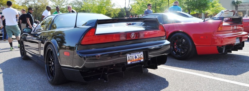 The NSX Effect -- Own One, And You Will Never Sell It -- Black NSX Series I and Red NSX-R Series II 13