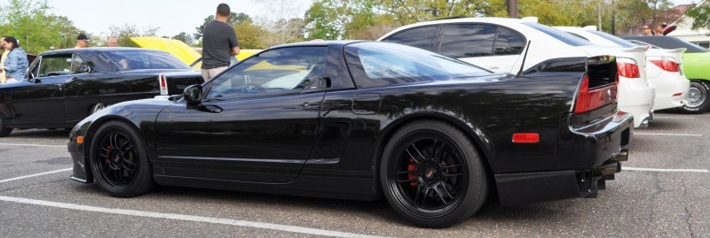 The NSX Effect -- Own One, And You Will Never Sell It -- Black NSX Series I and Red NSX-R Series II 7