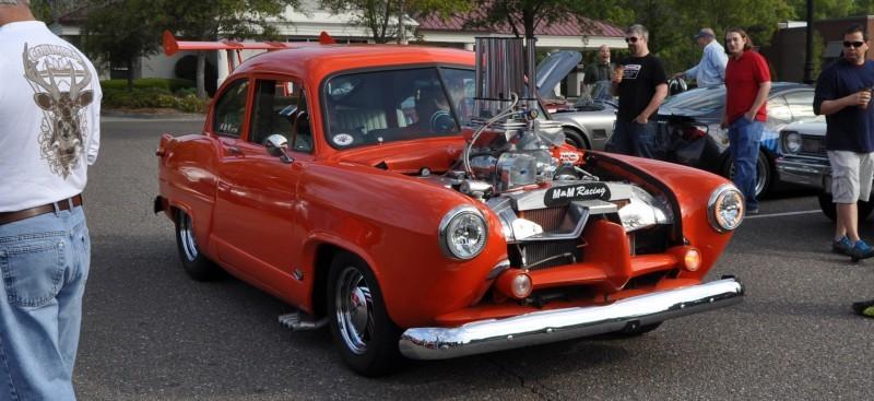 VIDEOS - Charleston Cars & Coffee - 1967 Chevy Nova, Drag-Prepped Hudson and 2002 Superformance Cobra 10