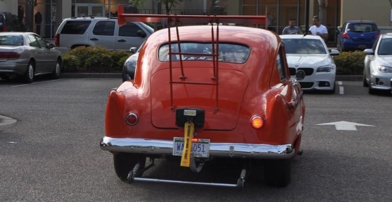 VIDEOS - Charleston Cars & Coffee - 1967 Chevy Nova, Drag-Prepped Hudson and 2002 Superformance Cobra 14