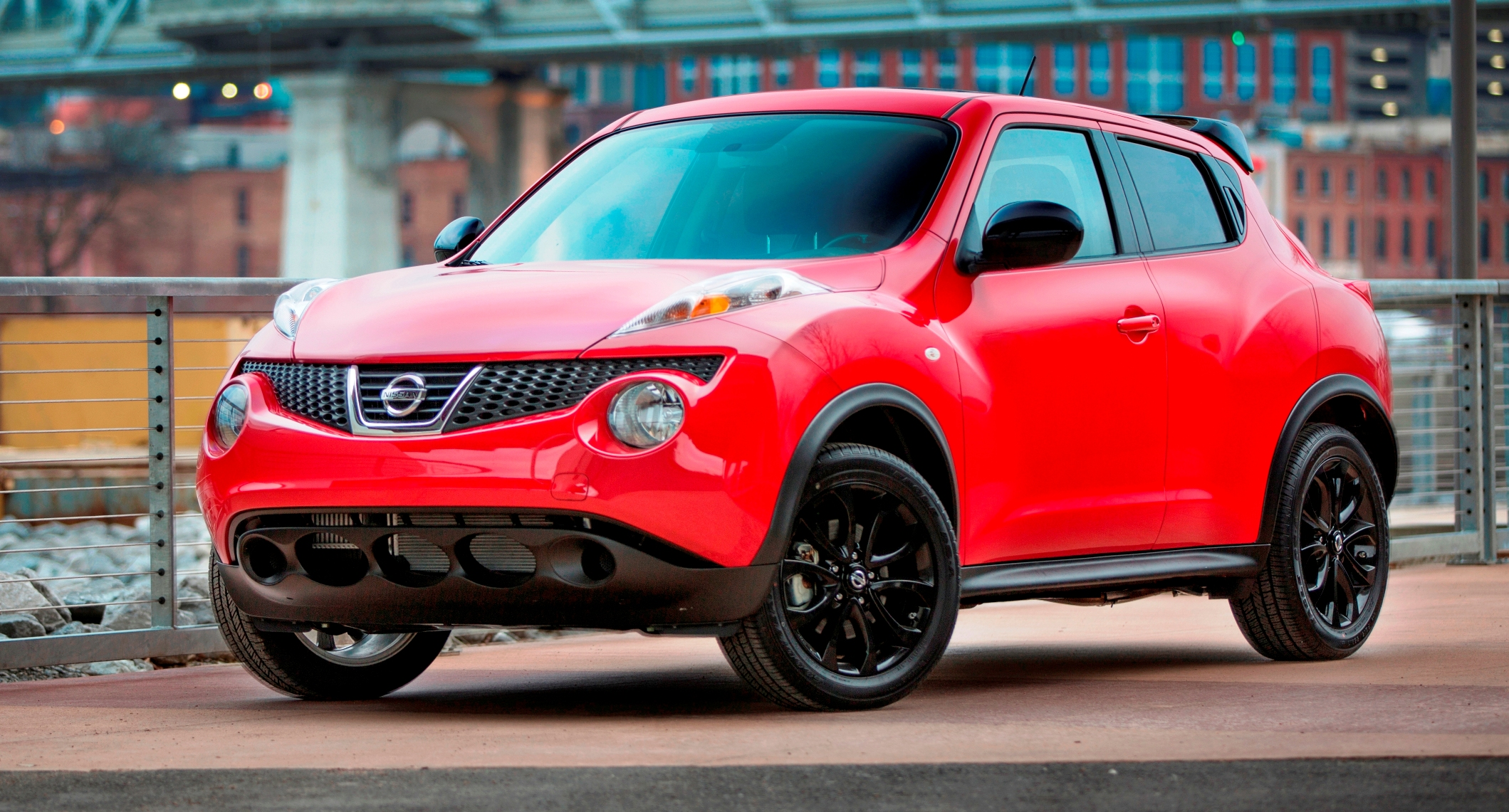 Nissan JUKE Is Cool New Car From 20k