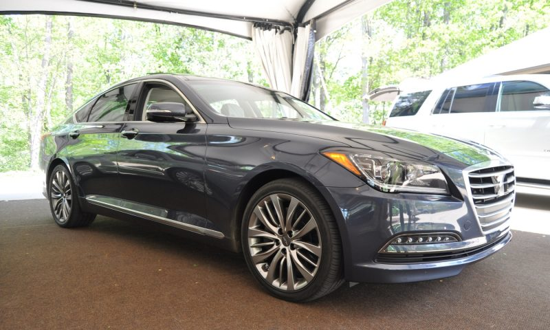Car-Revs-Daily.com Snaps the 2015 Hyundai Genesis 5.0 V8 17