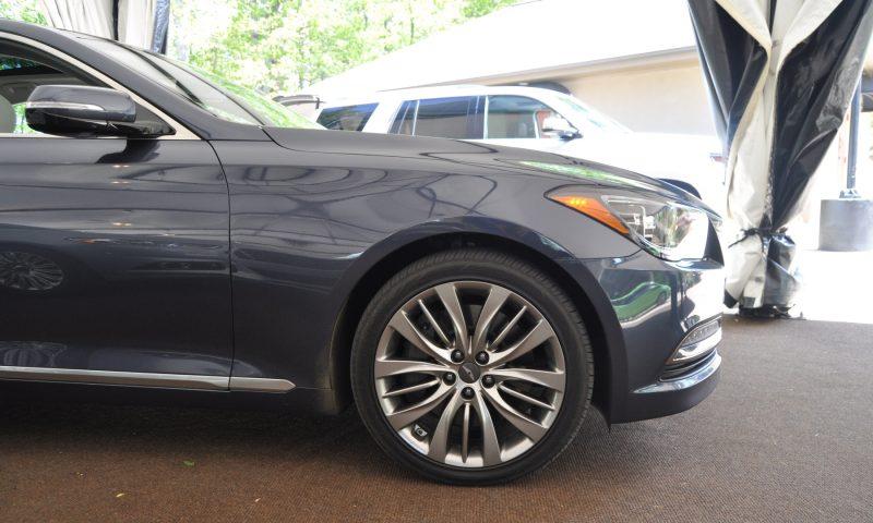 Car-Revs-Daily.com Snaps the 2015 Hyundai Genesis 5.0 V8 18