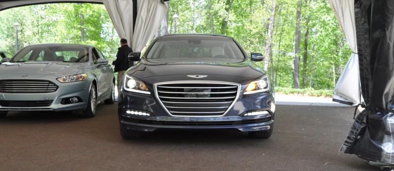 Car-Revs-Daily.com Snaps the 2015 Hyundai Genesis 5.0 V8 33