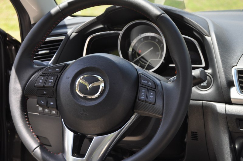 Car-Revs-Daily.com Video Road Test Review - 2014 MAZDA3 is Excellent56