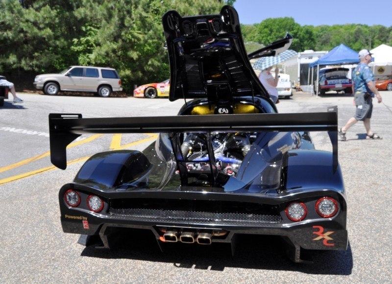 Car-Revs-Daily.com WISKO Racing 2014 Radical RXC 11
