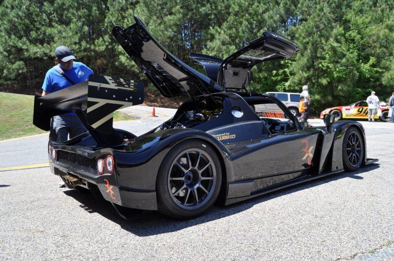 Car-Revs-Daily.com WISKO Racing 2014 Radical RXC 30