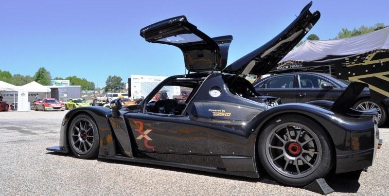 Car-Revs-Daily.com WISKO Racing 2014 Radical RXC 7