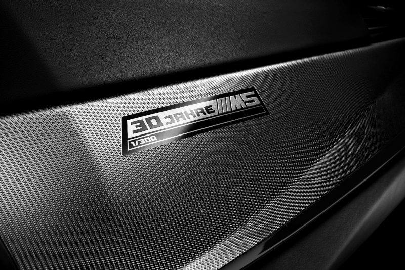 Gone in 3.7s - 30th Anniversary BMW M5 Adds 25 Horsepower, New Steering and New Active M Rear Diff 9