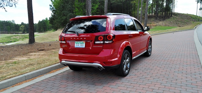 Road Test Review - 2014 Dodge Journey Crossroad - We Would Cross the Road to Avoid 14