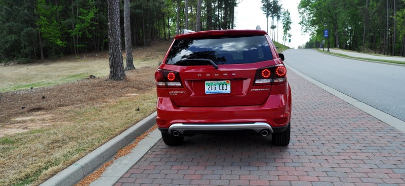 Road Test Review - 2014 Dodge Journey Crossroad - We Would Cross the Road to Avoid 16