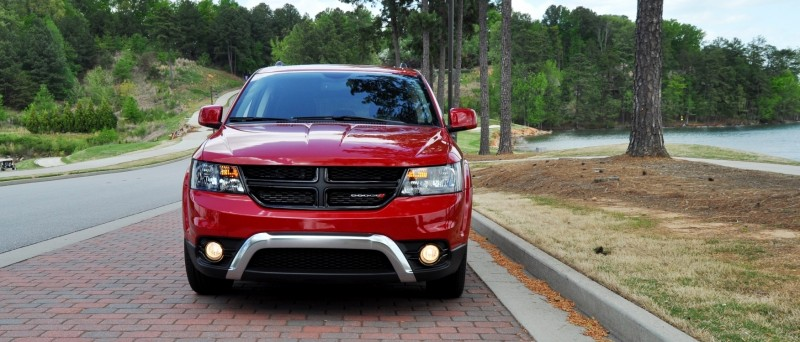 Road Test Review - 2014 Dodge Journey Crossroad - We Would Cross the Road to Avoid 35