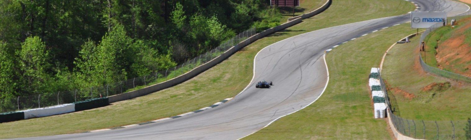 The Mitty 2014 at Road Atlanta - Modern Formula Racecars Group 12