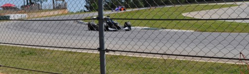 The Mitty 2014 at Road Atlanta - Modern Formula Racecars Group 33