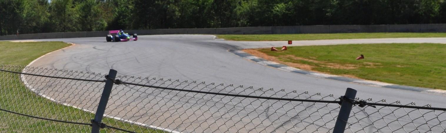 The Mitty 2014 at Road Atlanta - Modern Formula Racecars Group 43