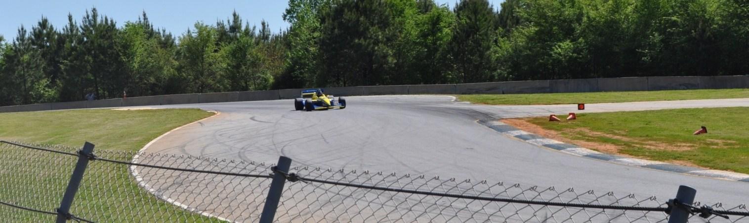 The Mitty 2014 at Road Atlanta - Modern Formula Racecars Group 55