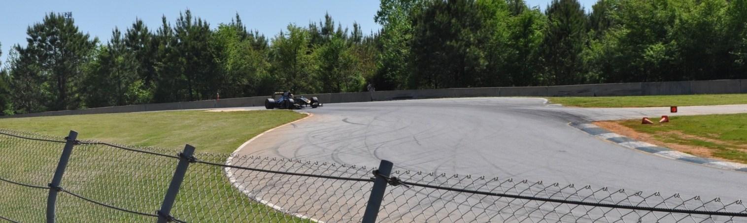 The Mitty 2014 at Road Atlanta - Modern Formula Racecars Group 62