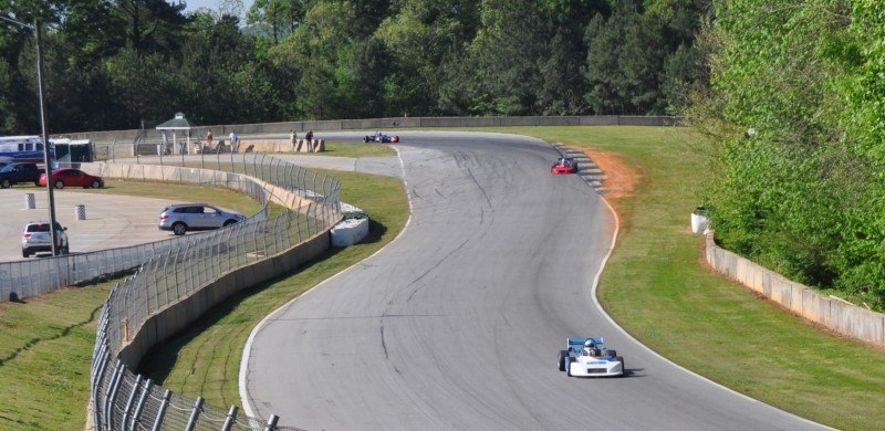 The Mitty 2014 at Road Atlanta - Monoposto Formula and Classic - Group 4A and 4B 1