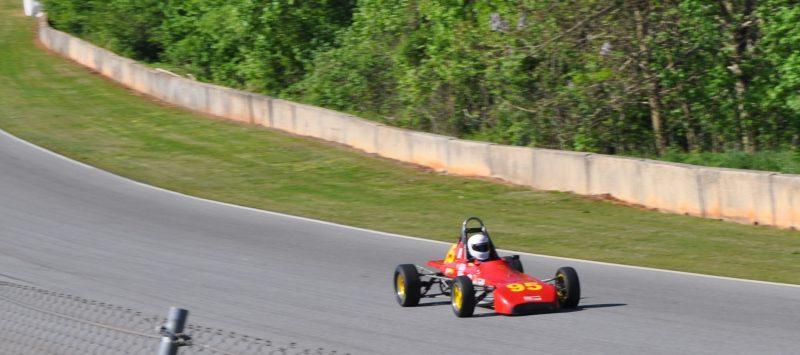 The Mitty 2014 at Road Atlanta - Monoposto Formula and Classic - Group 4A and 4B 16