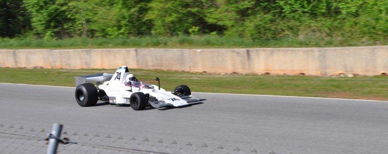The Mitty 2014 at Road Atlanta - Monoposto Formula and Classic - Group 4A and 4B 19