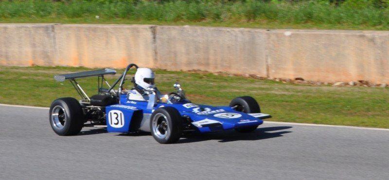 The Mitty 2014 at Road Atlanta - Monoposto Formula and Classic - Group 4A and 4B 21