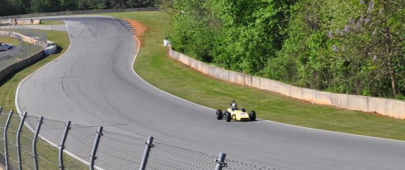 The Mitty 2014 at Road Atlanta - Monoposto Formula and Classic - Group 4A and 4B 23