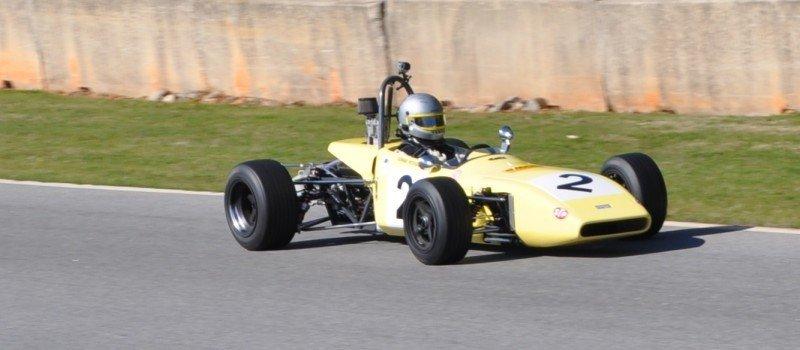 The Mitty 2014 at Road Atlanta - Monoposto Formula and Classic - Group 4A and 4B 26