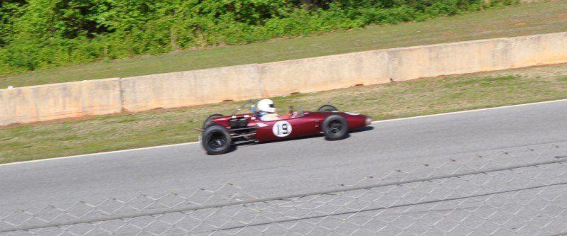 The Mitty 2014 at Road Atlanta - Monoposto Formula and Classic - Group 4A and 4B 43
