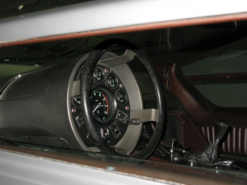1972 Maserati Boomerang 30