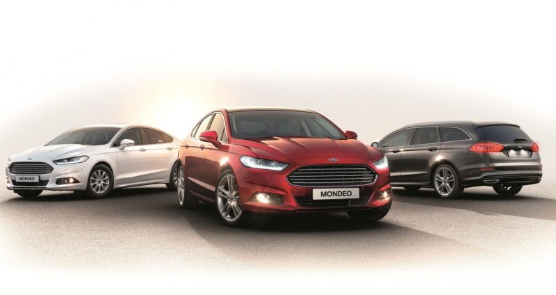 2015 Ford Mondeo 10