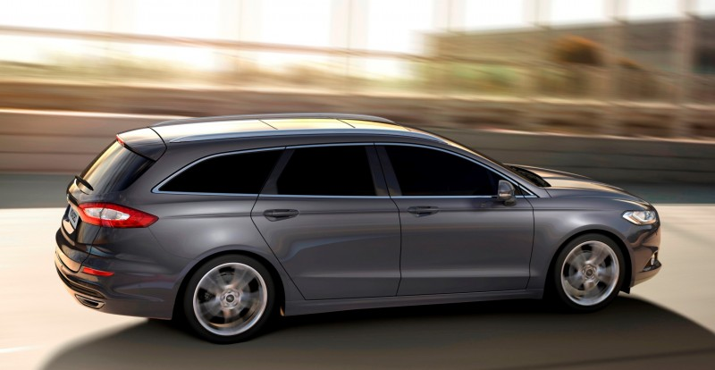 2015 Ford Mondeo 14